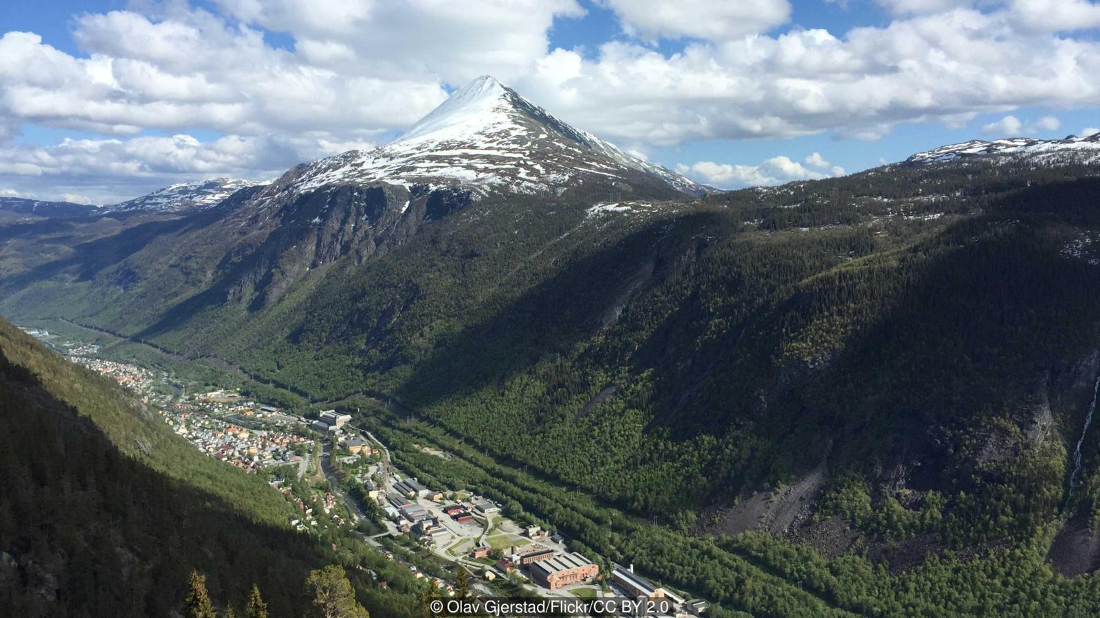 Rjukan norveç2