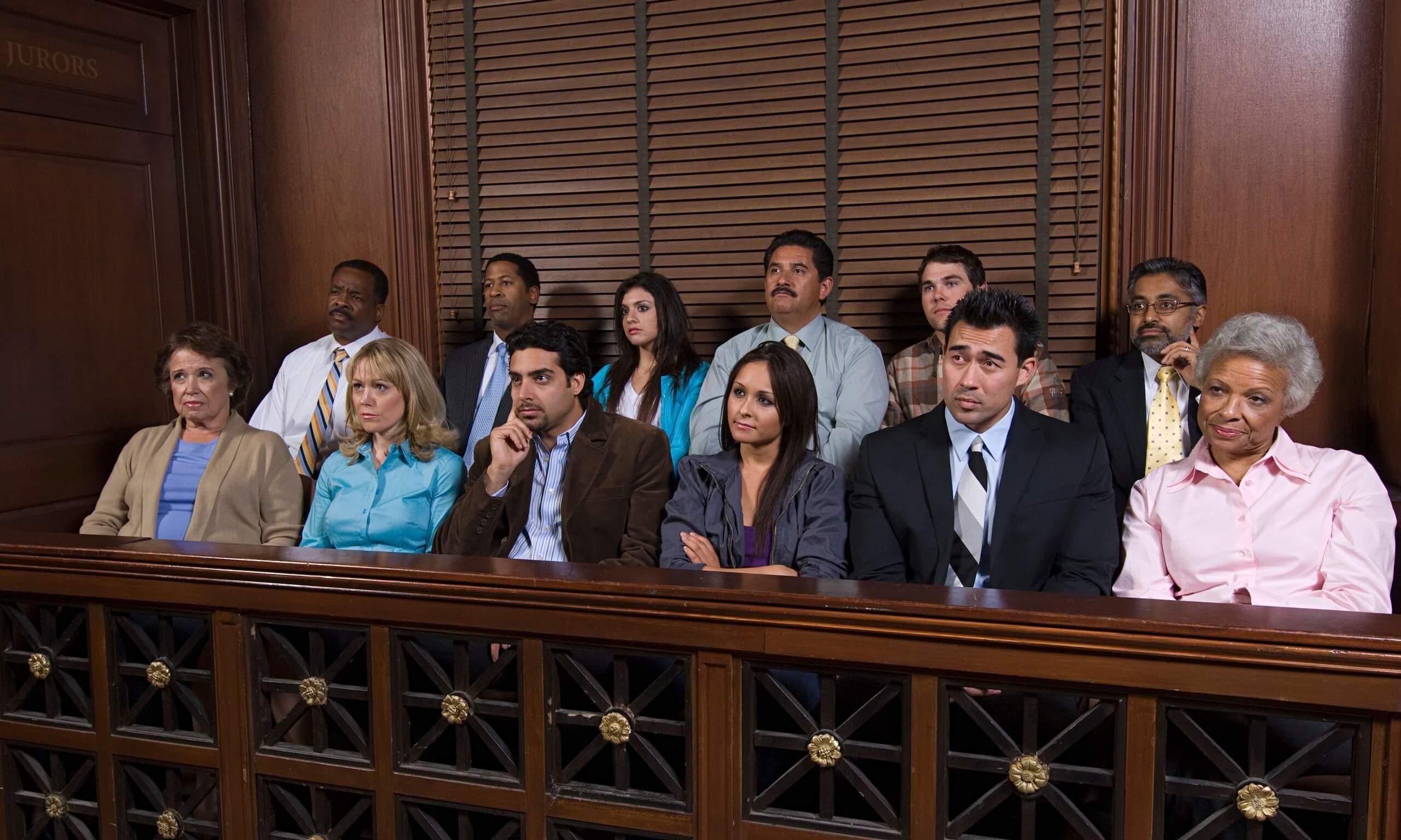 Jüri Tarafından Yargılanmak