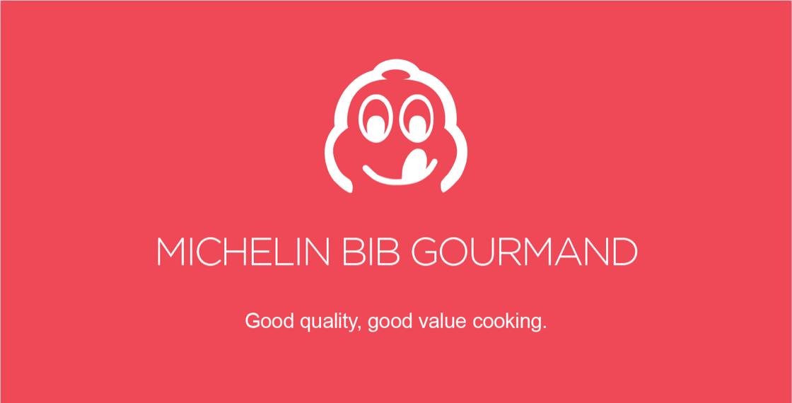 Michelin BibGourmand