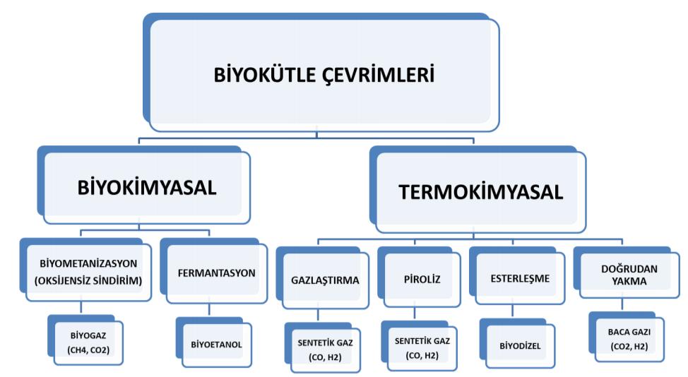 Biyokütle Çevrim Teknolojileri-2