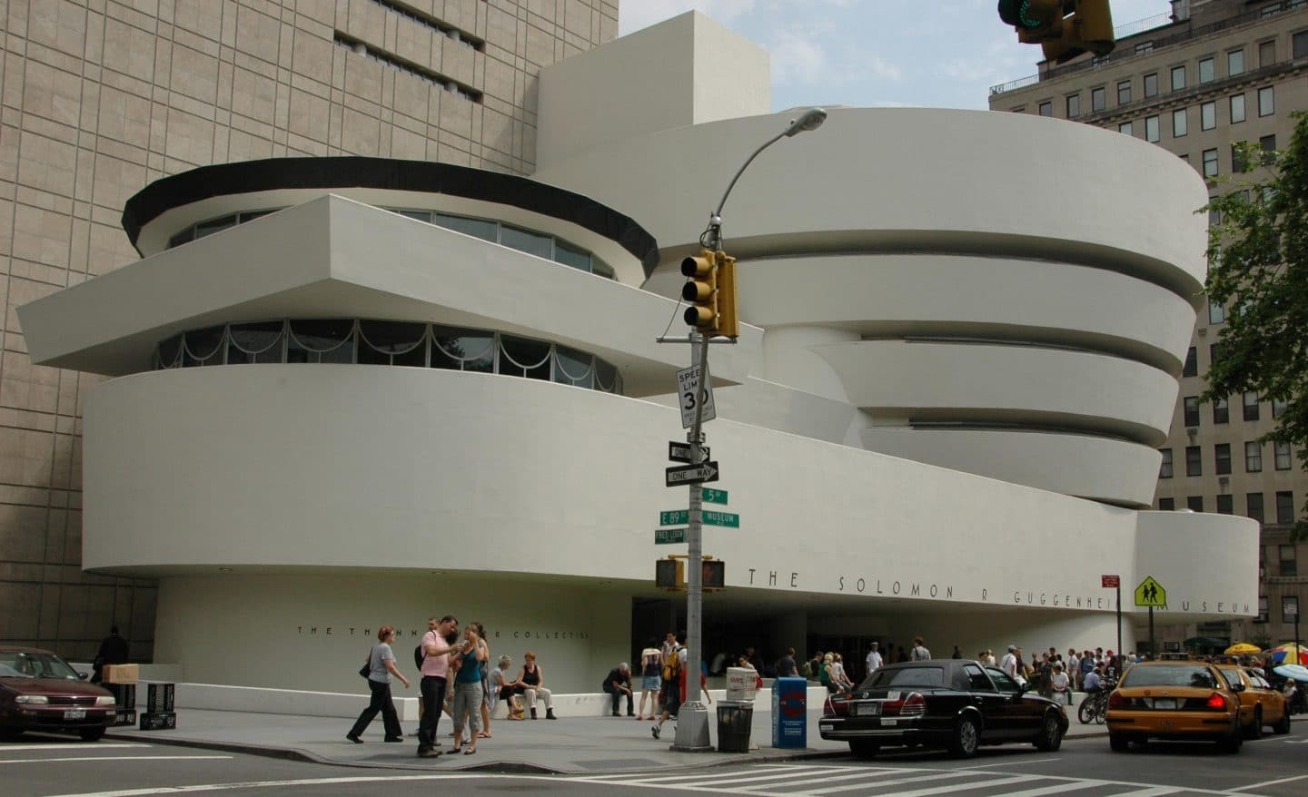 Guggenheim müzesi, New York City