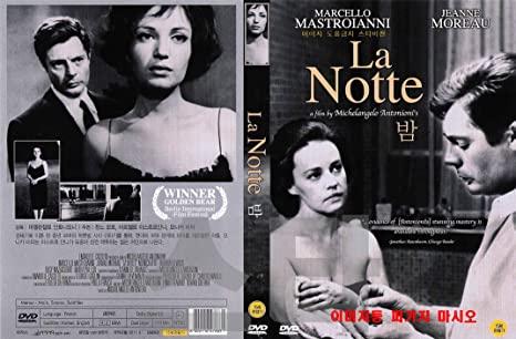 la-notte-gece-1961